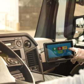 Should you use standard mobile devices for mobile logistics?