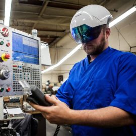 Human-machine interface advancements could be boon to productivity