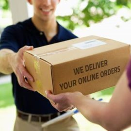 How are companies solving the last-mile delivery problem?